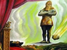 圣经揭秘但以理书金头、银胸、铜腹、铁腿、铁脚