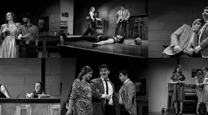 """The Cooper Dramatic Society Presents: """"A Play"""" 
