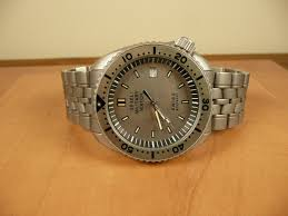 FS: ISRAELI MILITARY WATCH – ADI 220 MH3 Diver in Steel on Bracelet -  myWatchMart