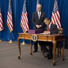 Obama signs massive stimulus package ...