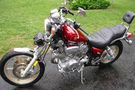 1985 yamaha virago xv700n motorcycle