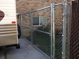 Singleton Fence Chain Link