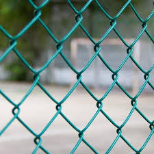 Pvc Coated Chain Link Fencing Solihull Tel 01564 702314
