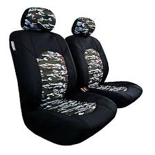 front seat cover waterproof camo