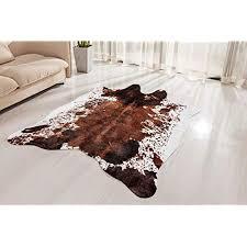 faux cowhide rugs com