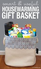 housewarming gift basket how to nest