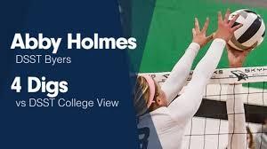 Abby Holmes - Hudl