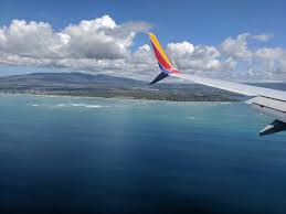 fly southwest to hawaii