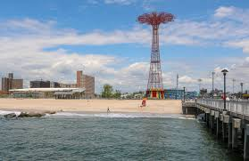 coney island and brighton beach