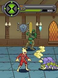 ben10 java game for free on