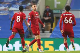 Brighton 1-3 Liverpool FC LIVE! Latest score, goal updates, team ...