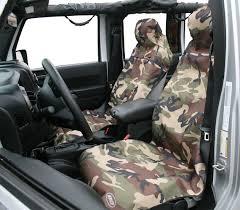 seat defender camo canvas seat cover