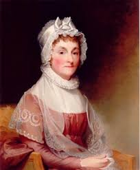 Abigail Adams (1744 - 1818) - Adams National Historical Park (U.S. ...