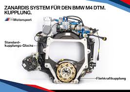 Munich (GER), 7th August 2018. Infographic (German), BMW M4 DTM ...