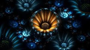 fractal wallpaper free hd widescreen