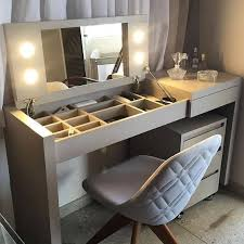 diy makeup vanity tables ideas