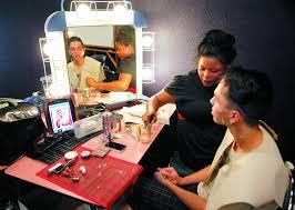 theatrical makeup artists career