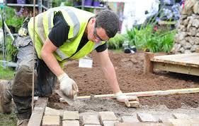 young landscape gardeners selected for
