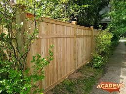 South Orange Fence Installations Academy Fence Company