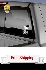 Coffee Side By Side Decal Sxs Vinyl Sticker Color 3mil 4x4 Etsy