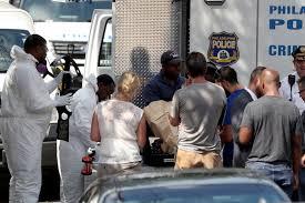 Philadelphia police shooting suspect ...