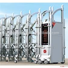 Industrial Automatic Retractable Fence Gate By Remote Control Buy Retractable Fence Factory Gate Automatic Retractable Gate Philippines Gates And Fences Product On Alibaba Com