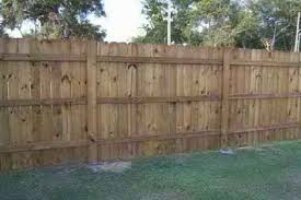 Wood Privacy And Picket Fencing From Bridger Fence