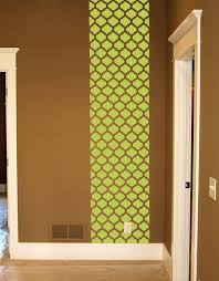 Quatrefoil Wall Runner Beautiful Wall Decals