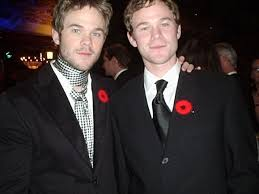 Shawn and Aaron Ashmore (Shawn played Eric Summers in a few ...