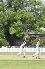 STRONG START: Iva Price bowling in the middle overs, helping ... | Buy  Photos Online | Warwick Daily News
