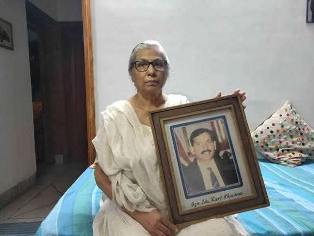 Image result for ravi khanna iaf