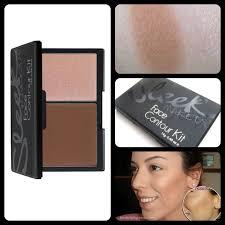 sleek makeup light face contour kit