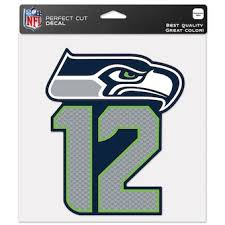 Seattle Seahawks Car Decals Decal Sets Seahawks Car Decal Shop Cbssports Com