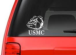 Amazon Com Customdecal Us Marine Bulldog M24 Vinyl Decal Sticker Car Truck Laptop Netbook Window Automotive