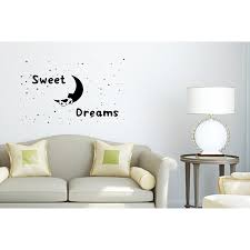 Shop Good Dream Sweet Dreams Wall Art Sticker Decal Free Shipping On Orders Over 45 Overstock 11590967