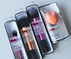 boots makeup brushes real techniques