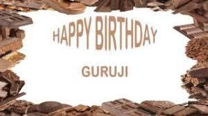 birthday guruji