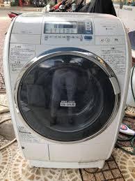 Máy giặt Hitachi BD-V5400 9KG sấy 6kg đời 2012 - chodocu.com