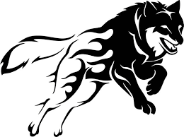 Wolf Dog Wild Car Decal Animal Truck Window Decals Vinyl Etsy