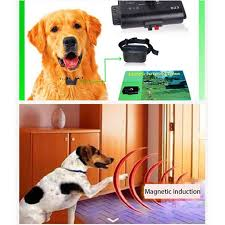 Intsupermai Electronic Dog Fence Pet Containment System Waterproof Collars In Ground 1 Shock Magnetic Induction Walmart Com Walmart Com