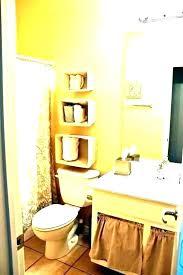 orange bathroom rugs burnt orange