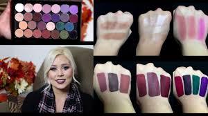 collective haul colourpop makeup geek