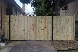 Rolling Meadows Fence Company Wood Fence Chain Link Fence Vinyl