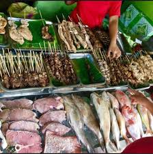 Mukbang Seafood Feast - Home