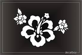 Flowers Decals Stickers Decalboy