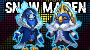 Snow Maiden Marisha's Evolution!