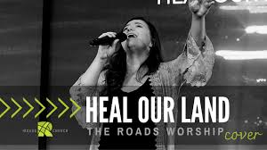 Heal Our Land | Jared & Hillary Mitchell | The Roads Worship Cover - YouTube