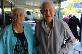 Ivy Collins and Jim Grant at the Mundubbera Hospital Bingo ... | Buy Photos  Online | Chronicle