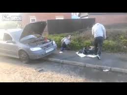 airbag prank goes wrong play stupid