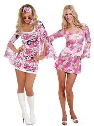 flower power hippie fancy dress costume